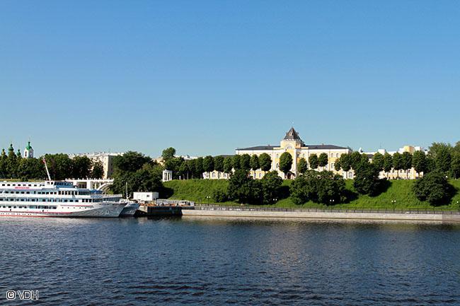 Croisière en Russie : à découvrir le pays au fil de l'eau.